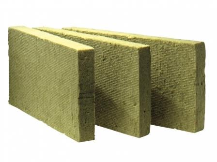 Каменная вата в плитах