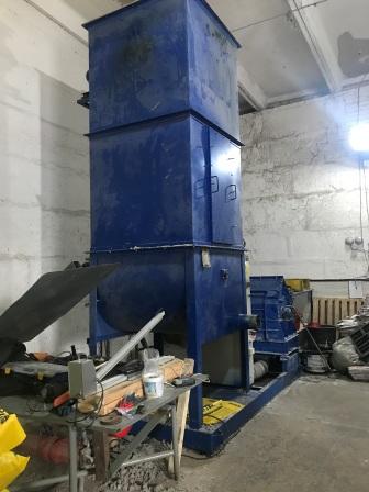 Фото завода по производству Эковаты