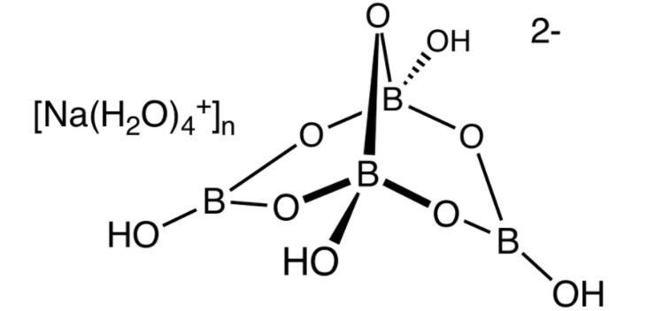 Тетраборат натрия